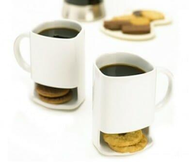 Cookie Holder Mug