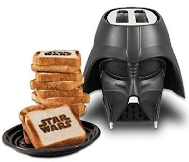 Star wars Toaster Darth Vader