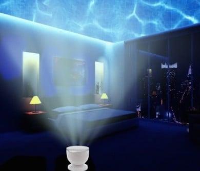 UnderWater Projection Night Light