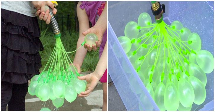 Bulk Water Balloon Loader