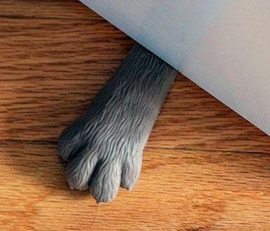 Cat Paw Doorstop