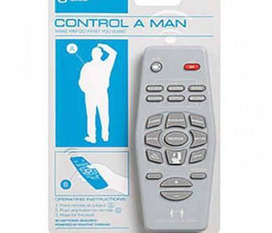 Control A Man Remote