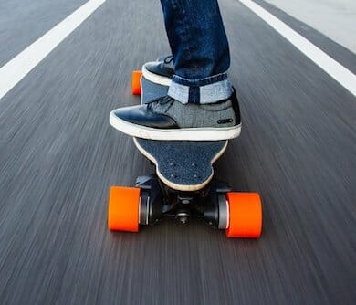 Remote Control Electric Skateboard