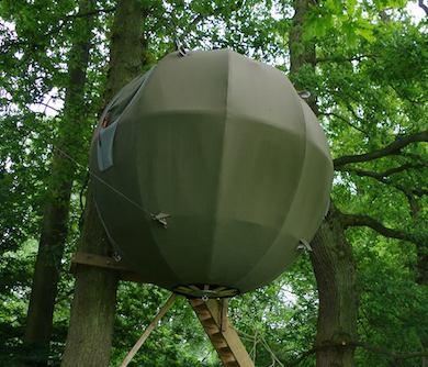 Sphere Tree Tent