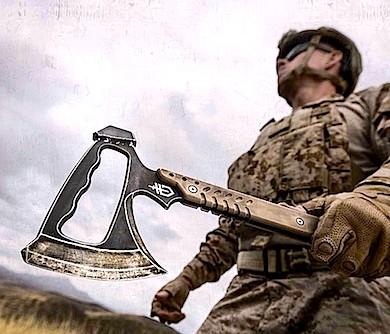 The Downrange Tactical Tomahawk