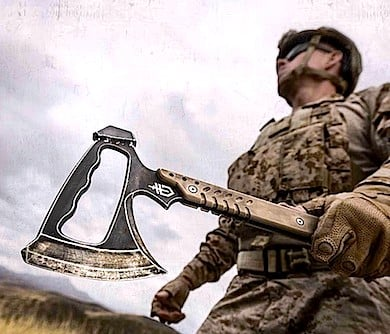 The Downrange Tactical Tomahawk