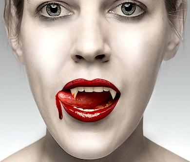 True Blood Vampire Fangs