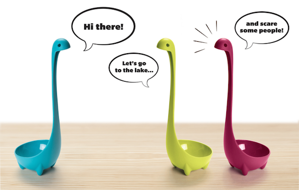 meet the nessies the adorable loch ness monster soup