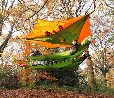 The Multi-Level Hammock