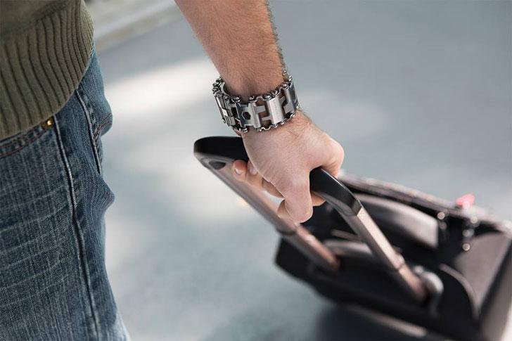 Multi-Tool Bracelet