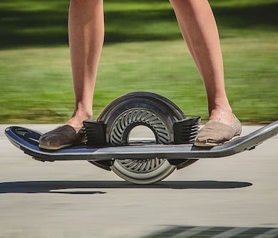 Self Balancing Hover Skateboard
