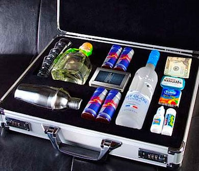 The Party Time Briefcase