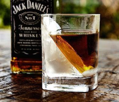 Whiskey Wedge Glass