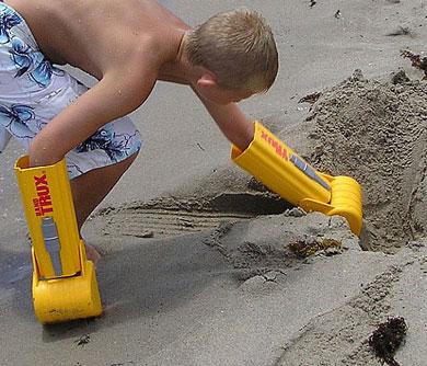 Hand Sand Shovels