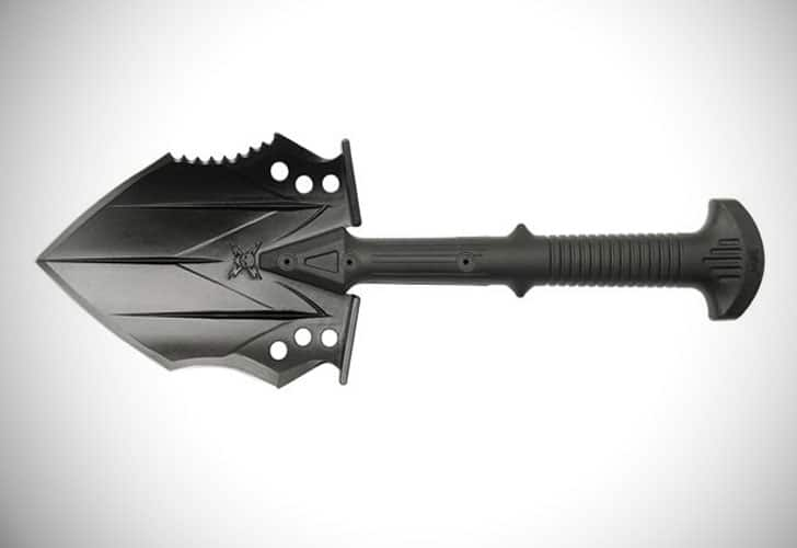Tactical Survival Shovel Awesome Stuff 365