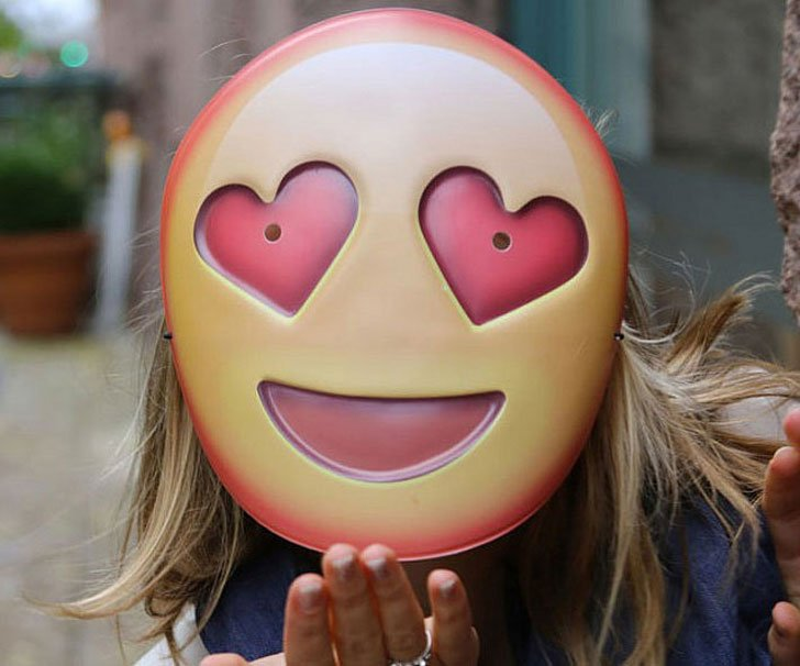 smiley Emoji Masks
