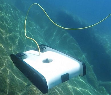 Underwater Exploration Drone