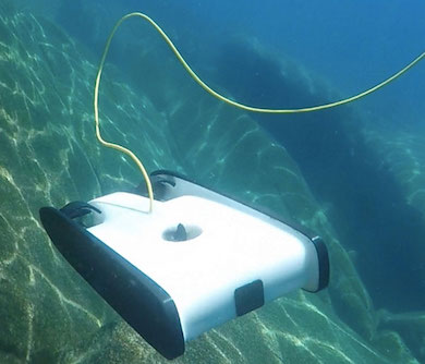 Underwater Exploration Drone