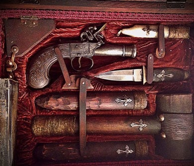 19th-Century Vampire Killing Kit