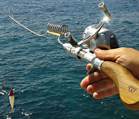 Compact Fishing Rod