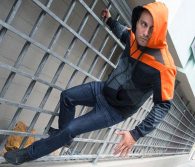 mercenary hoodie