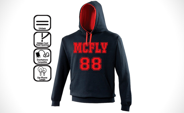 Back To The Future McFly Hoodie