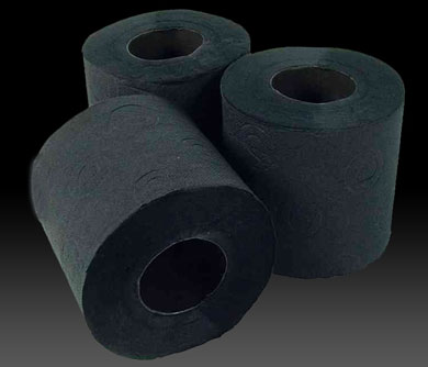 black toilet paper black toilet paper awesome stuff 365 28777