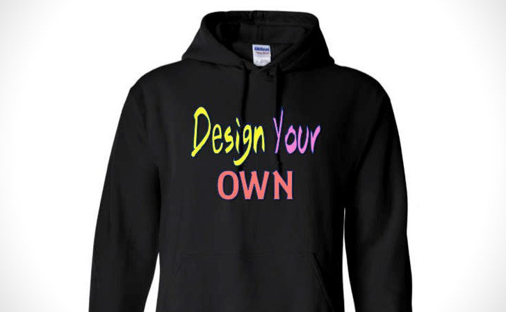 Design Your Own Hoodies
