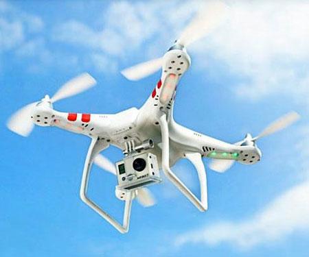 GoPro-Reconnaissance-Quadricopter