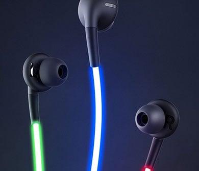 Laser-Light-Headphones