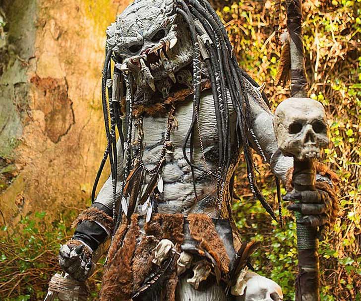 Predator Cosplay Costume