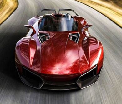 Rezvani Beast Speedster