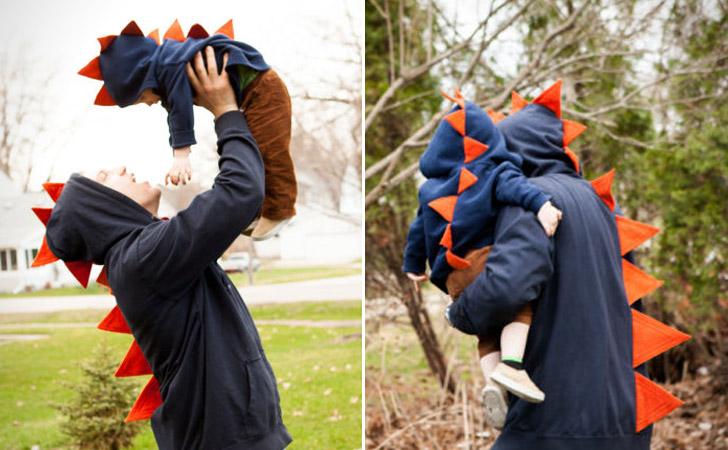 The Dinosaur Hoodie