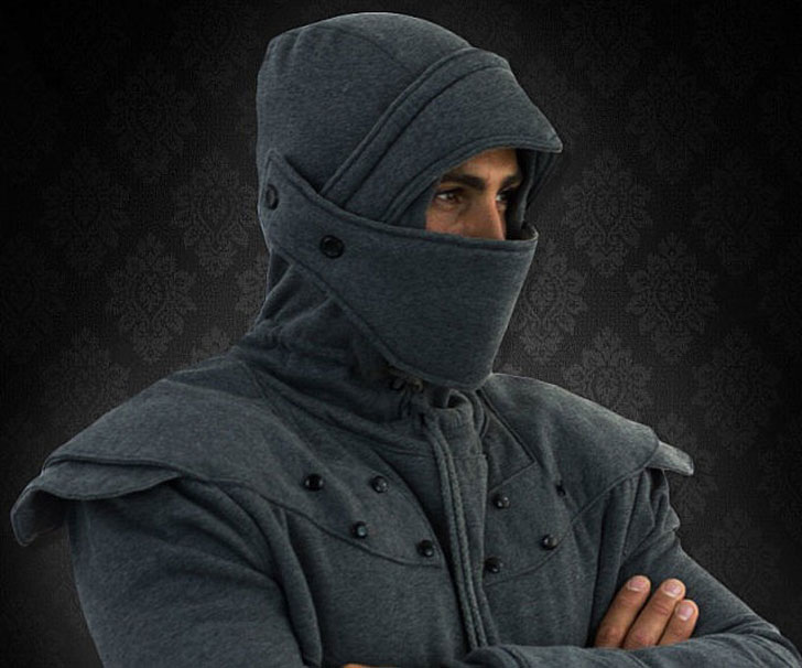armored-knight-hoodie