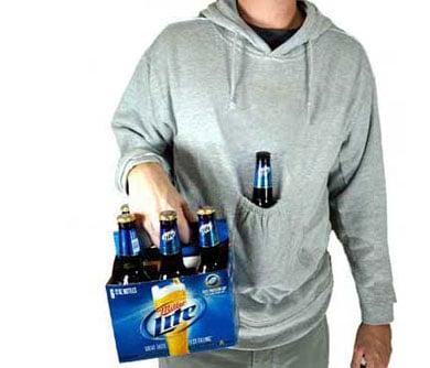 Beer Holder Hoodie