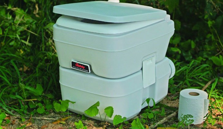 5-Gallon Portable Toilet
