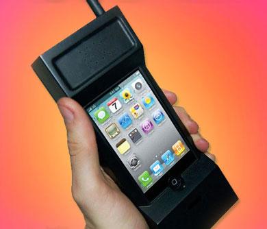 80s Design iPhone Case