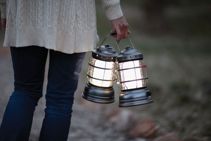 Barebones Forest Lanterns