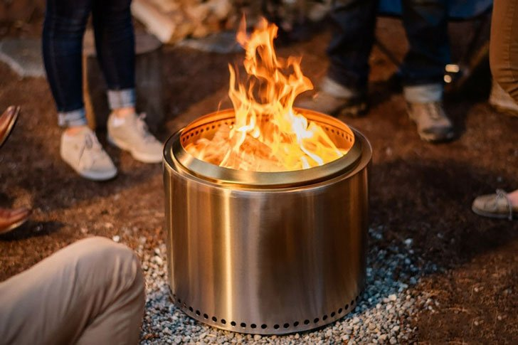 Bonfire Portable Fire Pit