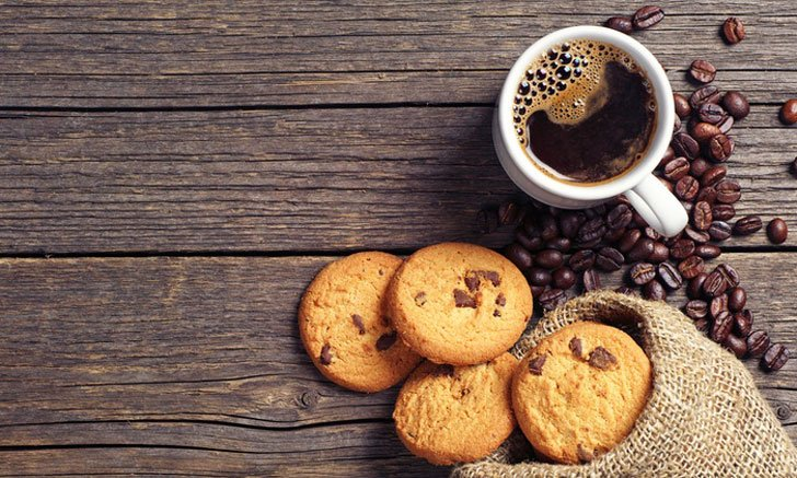 Caffeinated Cookies