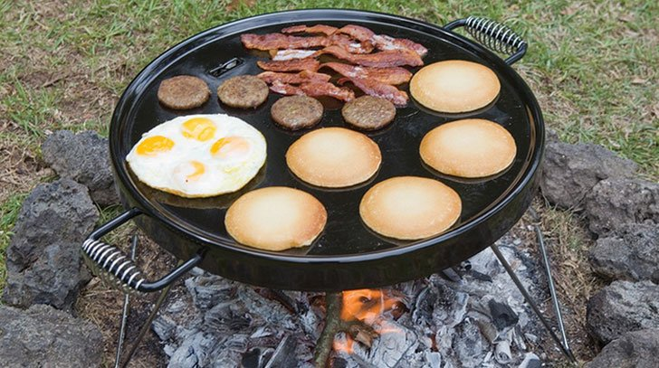 Campfire Griddle Grill