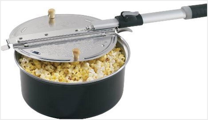 Campfire Popcorn Popper