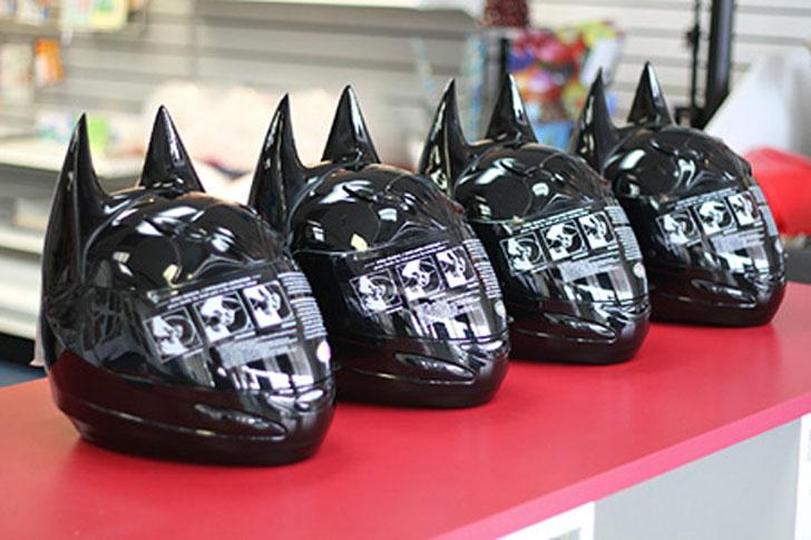 Cat Ears Motorbike Helmet