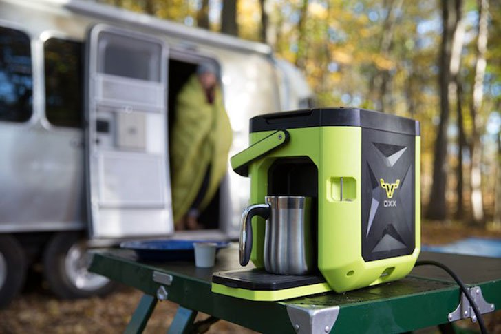 Coffeebox Rugged Coffee Maker