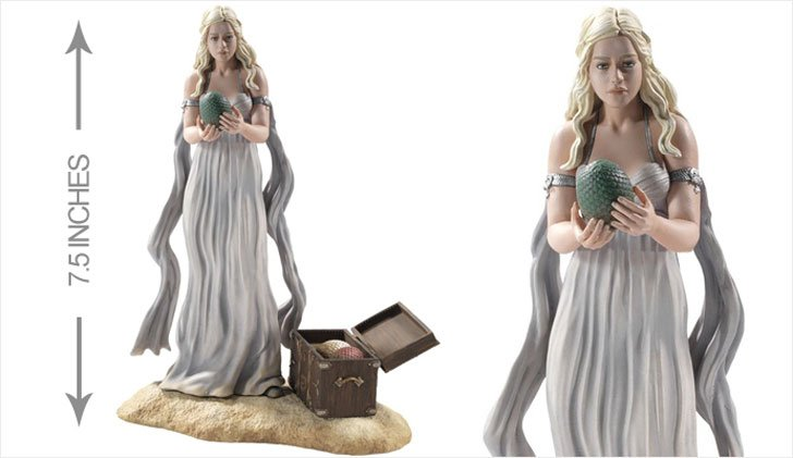 Daenerys Figure - Cool Game Of Thrones Gift Ideas