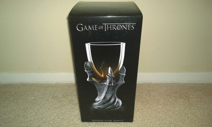 Dragon Claw Goblet - Cool Game Of Thrones Gift Ideas