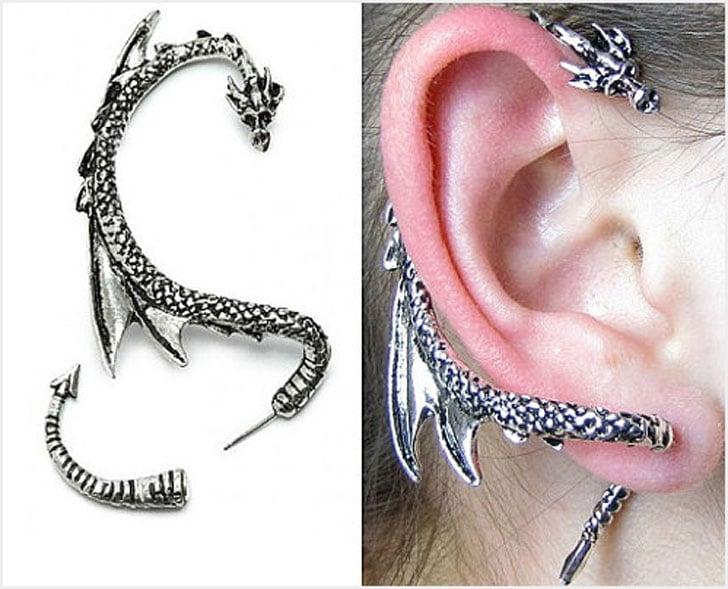 Dragon Ear Cuffs - Cool Game Of Thrones Gift Ideas