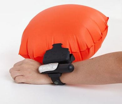 Drown Prevention Inflatable Wristband