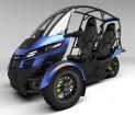 Electric Car Bike