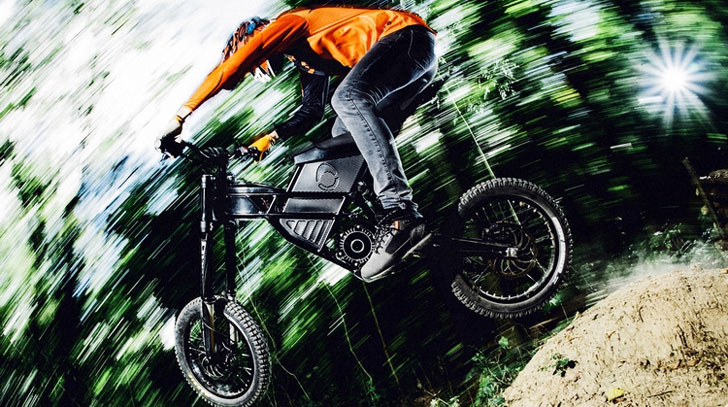 Electric Dirt Bike